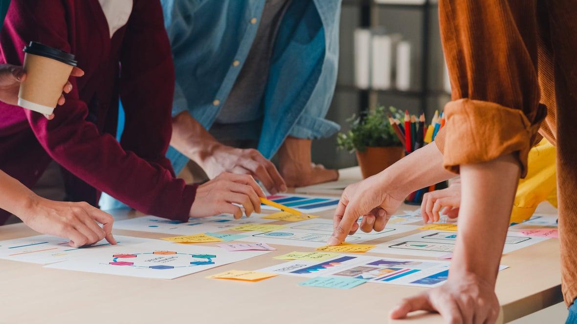 gestion-projet-digital-planification, suivi et finalisation