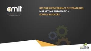 CMIT - Conférence Retour d'expérience de stratégies marketing automation : écueils et succès